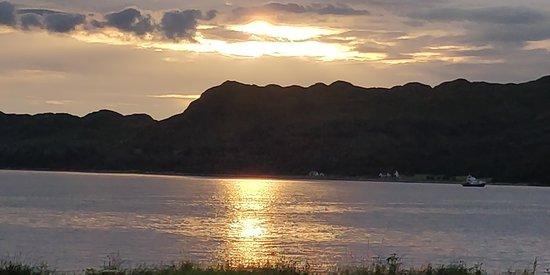 Knoydart Peninsula-bild