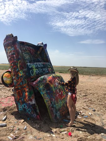Cadillac Ranch (Amarillo) - 2019 All You Need to Know BEFORE