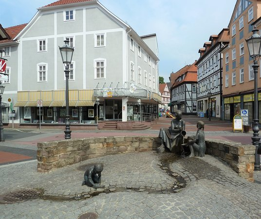 Topfermarkt-Brunnen