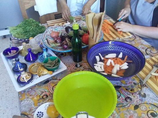Cooking Experience Essaouira