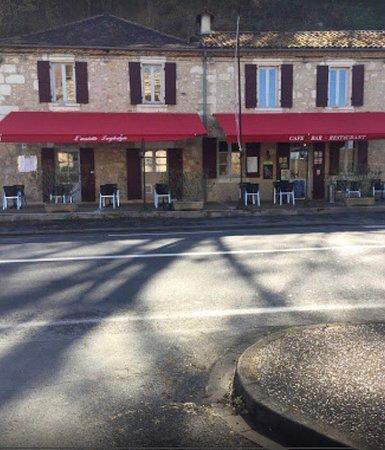 Sourzac, Frankrike: L'assiette Troglodyte