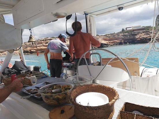 Ibiza Catamaran Beach Cruiser