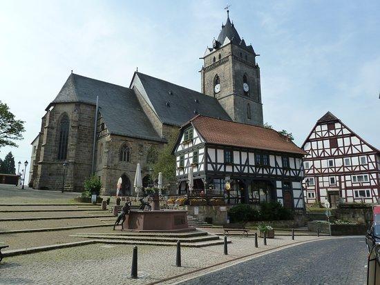Evangelische Stadtkirche Wolfhagen