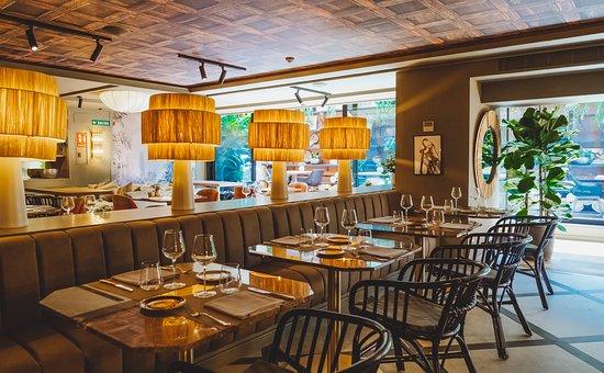 La Palmera Del Indiano Oviedo Menú Precios Y Restaurante Opiniones Tripadvisor