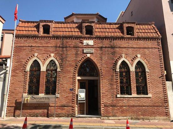 Çanakkale Seramik Müzesi