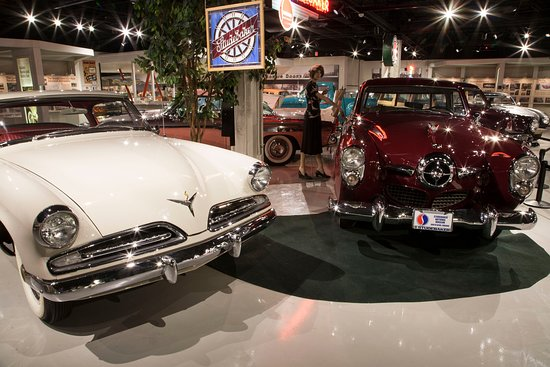 Studebaker National Museum South Bend 2019 All You