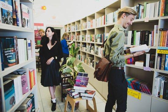Bookshop Beletrina
