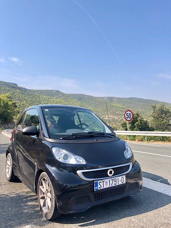 Smart car hire - perfect!