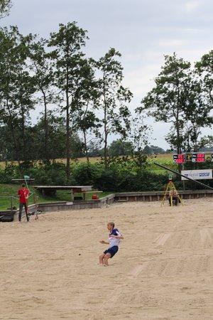 Friesland, Nederland: Fjirljepen at It Heiderkamp