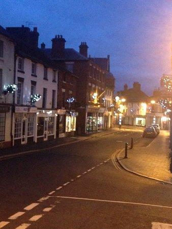 Wennington, UK: smalltown nearly oldham