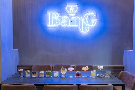 ‪Bang Mixology Club‬