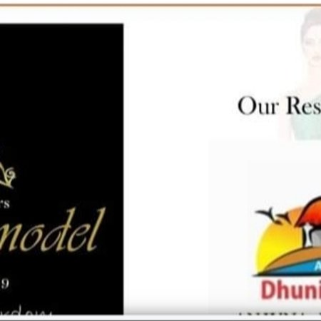 Dhuni Resorts is proud to be associated with Miss & Mrs Supermodel India 2019