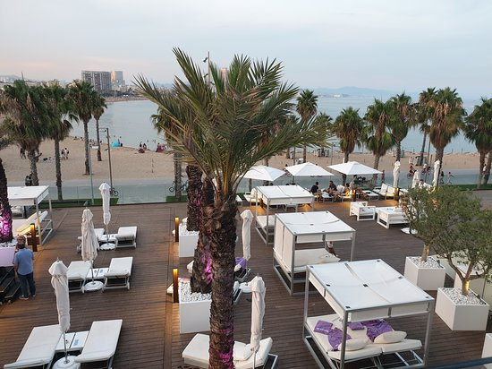 W Lounge Barcelona Barceloneta Restaurant Reviews