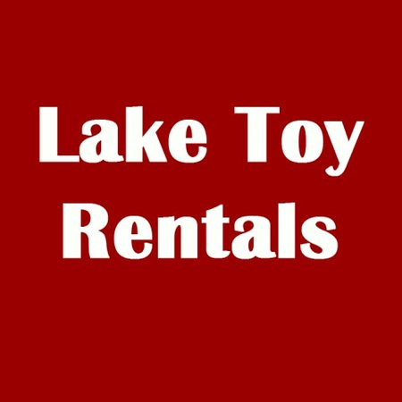 Cedar Lake, IN: Lake Toy Rentals