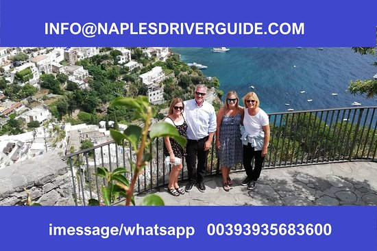 Naples Driver Guide