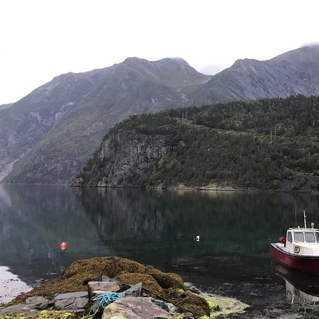 Tafjord, Norge: Tafjørd
