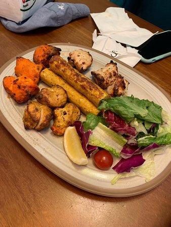 One of best Indian cuisine in Riyadh