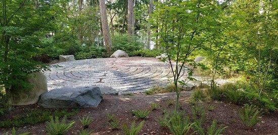 Hall's Hill Labyrinth: Hall's labyrinth