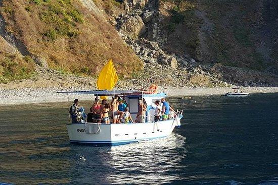 Escursioni Costa Viola in Barca