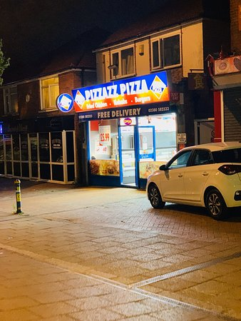 Photo0jpg Picture Of Pizzazz Pizza Southampton Tripadvisor