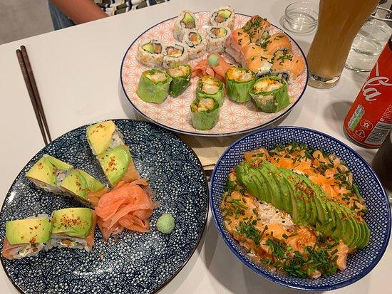 You Sushi Saint Jean De Luz 25 Avenue Andre Ithurralde Menu
