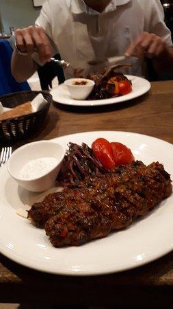 Prima esperienza di cucina turca