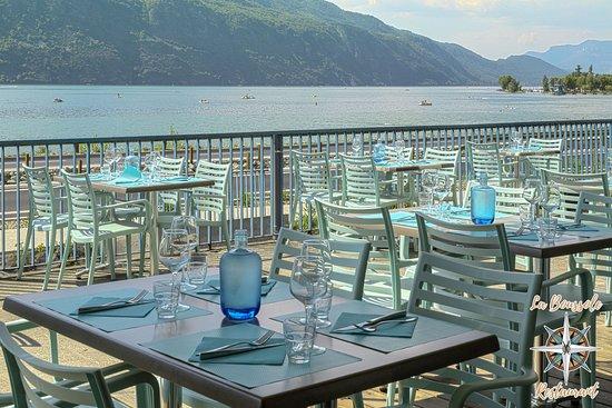Restaurant La Boussole Tresserve Menu Prix Restaurant Avis
