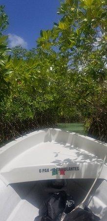 Sian Kaan Muyil Floating Canals – fénykép