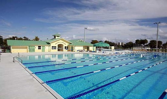 Pompano Beach Aquatics Center 2020