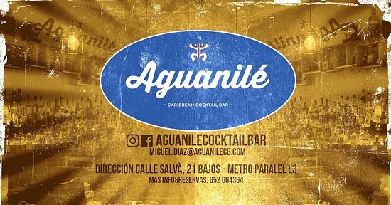 ‪Aguanile Cocktail Bar‬