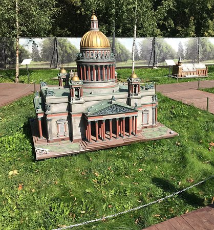 Russia in Miniature