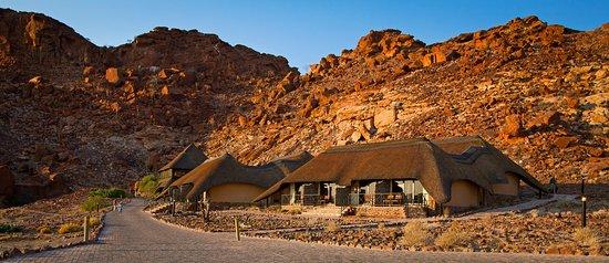 Il più bello della Namibia - Recensioni su Twyfelfontein Country Lodge,  Damaraland - Tripadvisor