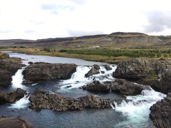 Glanni Waterfall صورة فوتوغرافية