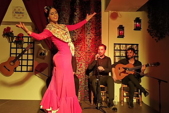 Tablao Flamenco Andalusí