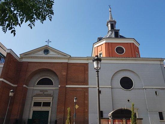 Iglesia de San Salvador y San Nicolas