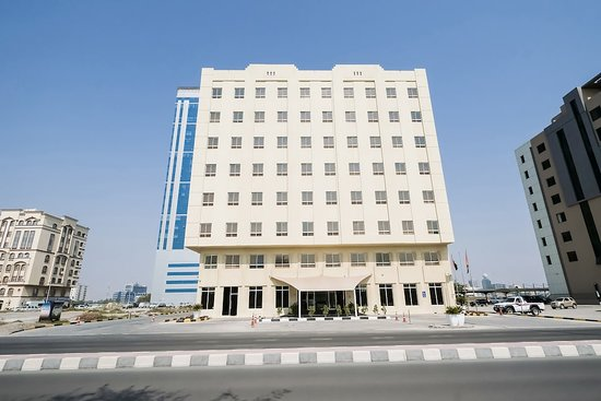 Capital O 187 Action Hotel, Ras Al Khaimah