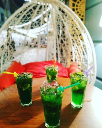Cafe Melissa: Coctail Mojito Welcome & Enjoy