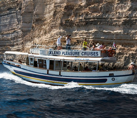 Marsalforn, Malta: Welcome to Xlendi pleasure cruises!