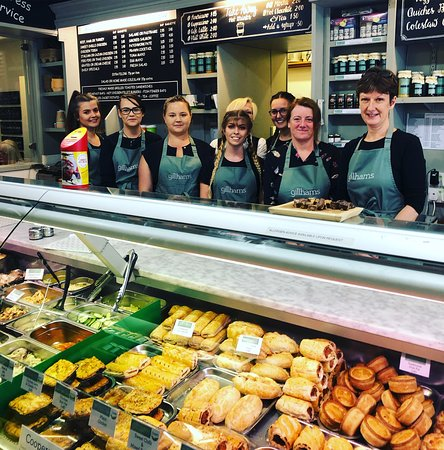 Our Deli Team