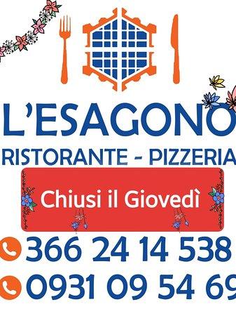 L'Esagono Ristorante Pizzeria: 🔥🔥🔥🔥🔥🔥🔥🔥🔥🔥🔥🔥         L'ESAGONO RISTOPIZZA   Vi comunica che ogni GIOVEDÌ saremo CHIUSI per risposo infrasettimanale (salvo eccezioni) GRAZIE A CHI CONTINUA  A SCEGLIERCI  UN GROSSO BACIO DA TUTTO LO STAFF DELL'@esagonoristopizza #riposo #esagonoavola #esagono #icc #meritatoriposo #oggiriposo #riposoday #riposomeritato❤️ #dimorabuonriposo #prilaga #riposodomani #buonriposo #giornodiriposo #avola  #riposotime💞 #riposototale #riposoerelax #riposodeiguerrieri #ilmioannodiriposoeoblio #r