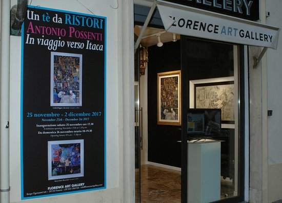 Florence Art Gallery