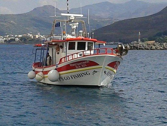 Let's Go Fishing - Kissamos