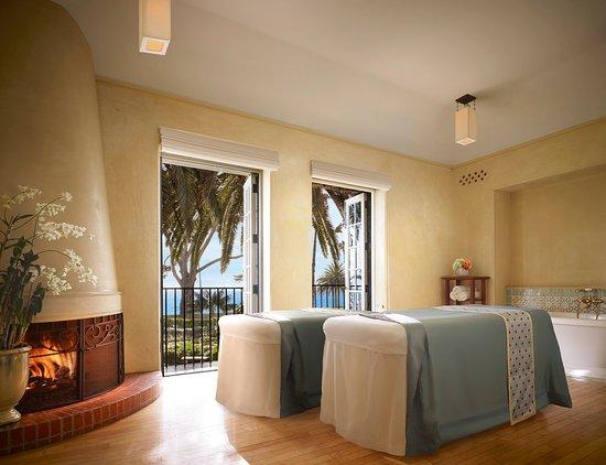 Spa at Four Seasons Resort The Biltmore Santa Barbara