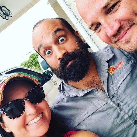 Private cenote snorkel tour with tour guide extraordinaire, Juan!