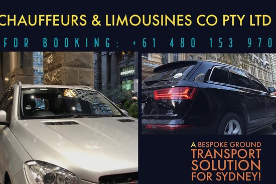 ‪Chauffeurs & Limousines Co Pty Ltd‬