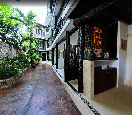 Un buen hotel naturista para viajeros rápidos. Opiniones