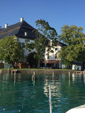 Lenzing, Østerrike: Schloß Kammer am Attersee