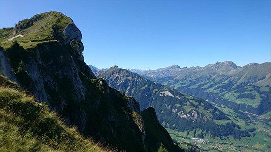 Kiental, สวิตเซอร์แลนด์: Blick aufs Gehrihorn