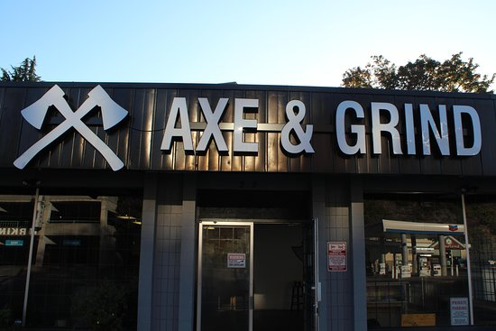 Axe and Grind Nanaimo