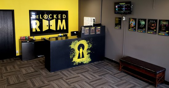 ‪The Locked Room - Calgary Northeast Branch‬